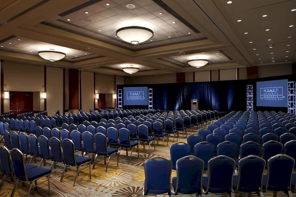 auditorium chair conference hall function hall convention convention center meeting academic conference ballroom theatre line audience row lined conference room