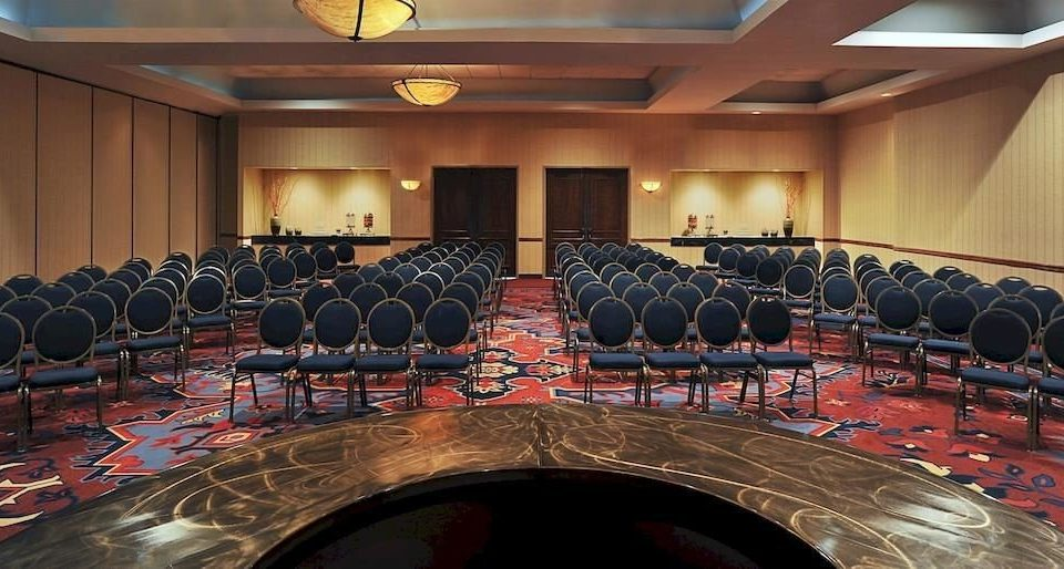 auditorium conference hall function hall convention audience academic conference stage theatre meeting convention center ballroom conference room