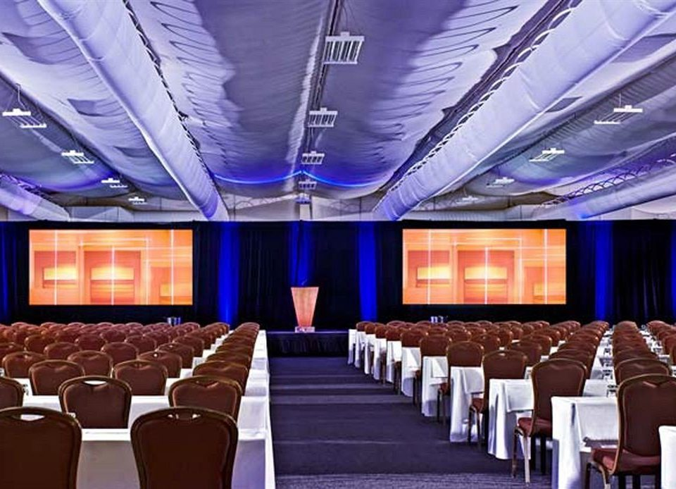 auditorium function hall conference hall keyboard convention convention center stage meeting theatre ballroom banquet academic conference lined colored