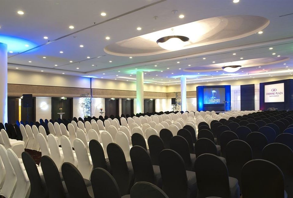 auditorium function hall conference hall convention academic conference convention center line meeting ballroom banquet bunch conference room