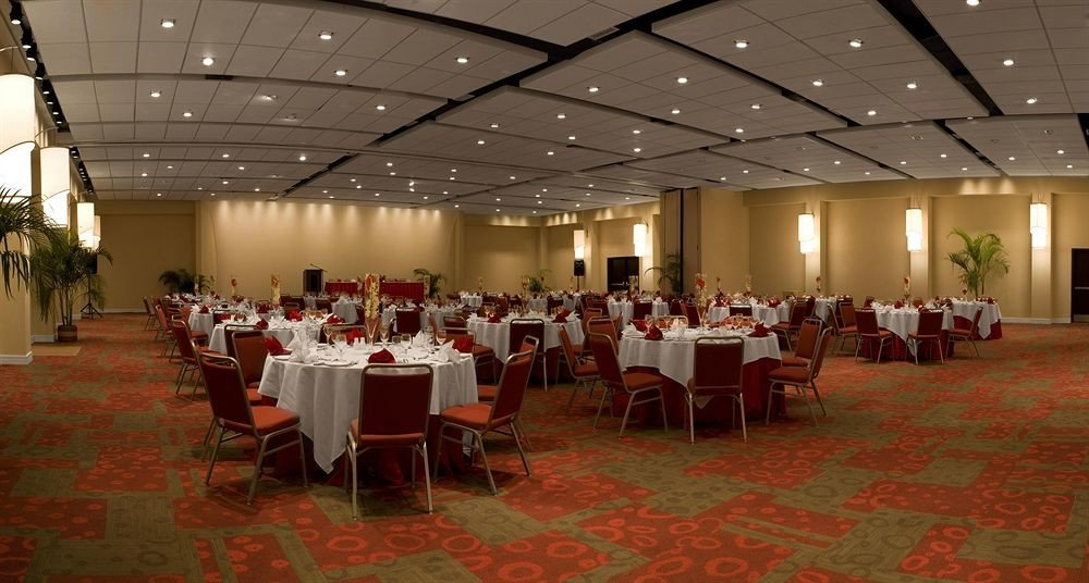 chair function hall banquet auditorium ceremony ballroom convention center convention conference hall wedding reception meeting academic conference