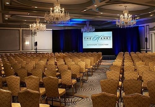 auditorium function hall conference hall convention stage ballroom convention center banquet theatre meeting academic conference