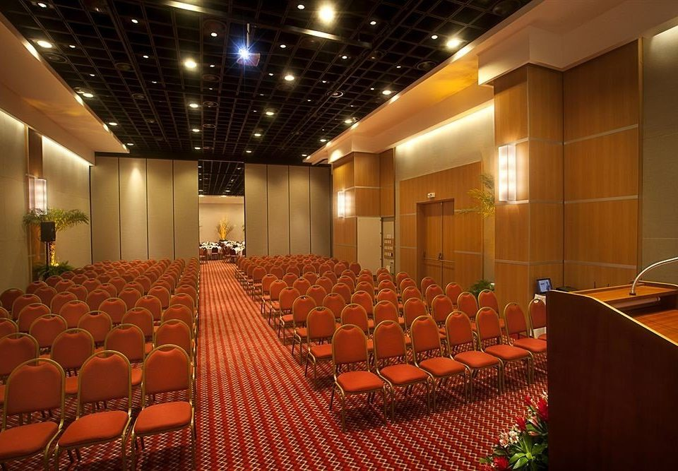 auditorium conference hall function hall convention center convention theatre meeting orange academic conference ballroom