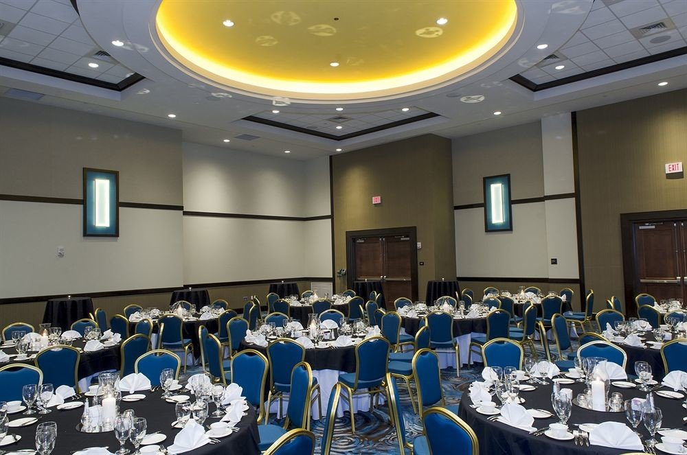 scene conference hall function hall auditorium convention meeting convention center academic conference ballroom restaurant surrounded