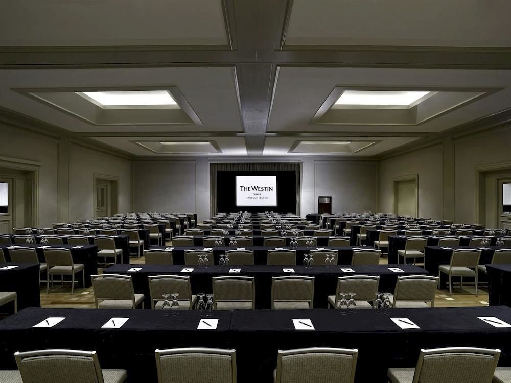 auditorium conference hall function hall convention meeting convention center academic conference ballroom seminar line lined