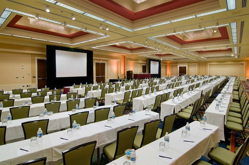 function hall auditorium conference hall convention convention center meeting academic conference ballroom conference room line lined