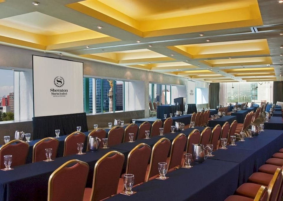 chair auditorium conference hall row line function hall lined meeting convention center convention seminar academic conference long
