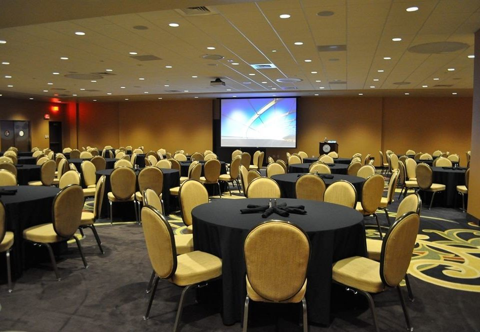 chair conference hall auditorium function hall scene convention academic conference meeting convention center seminar conference room