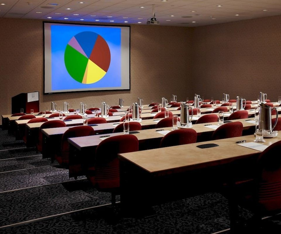 auditorium conference hall function hall meeting convention academic conference classroom convention center conference room