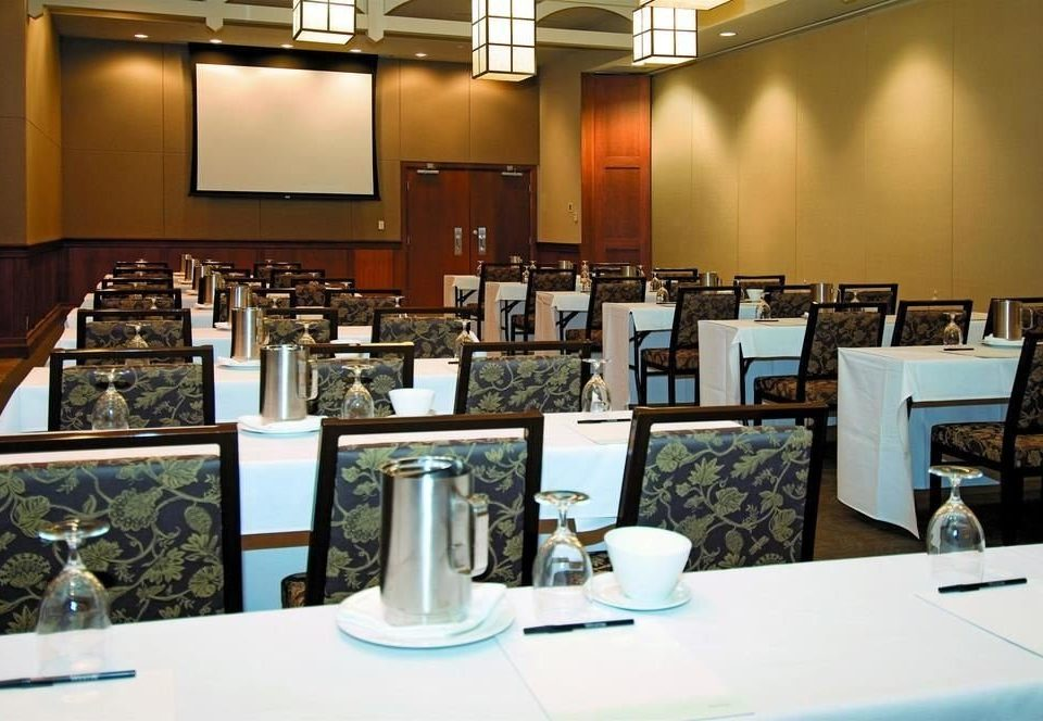 academic conference conference hall function hall meeting convention auditorium convention center restaurant