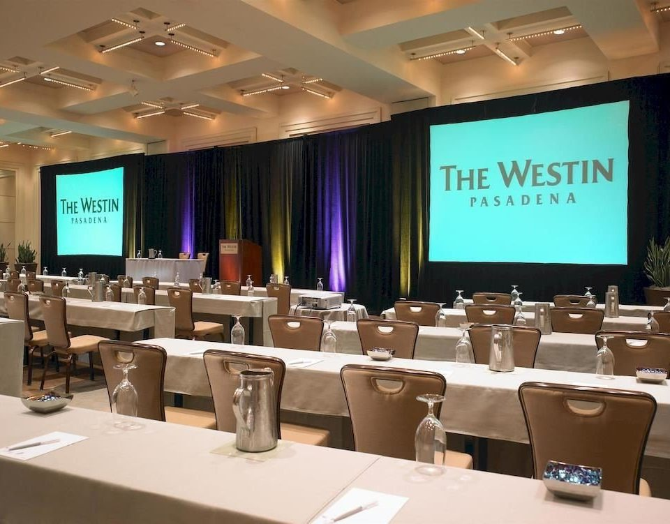 academic conference convention conference hall meeting seminar convention center function hall restaurant conference room