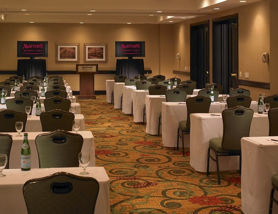 function hall conference hall academic conference convention meeting restaurant