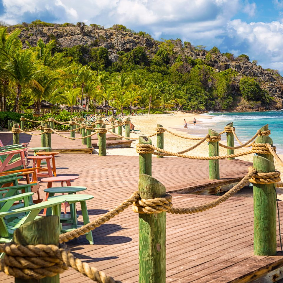 Adult-only All-inclusive Beach Beachfront Luxury Play Resort Scenic views sky wooden Sea tropics caribbean Coast arecales