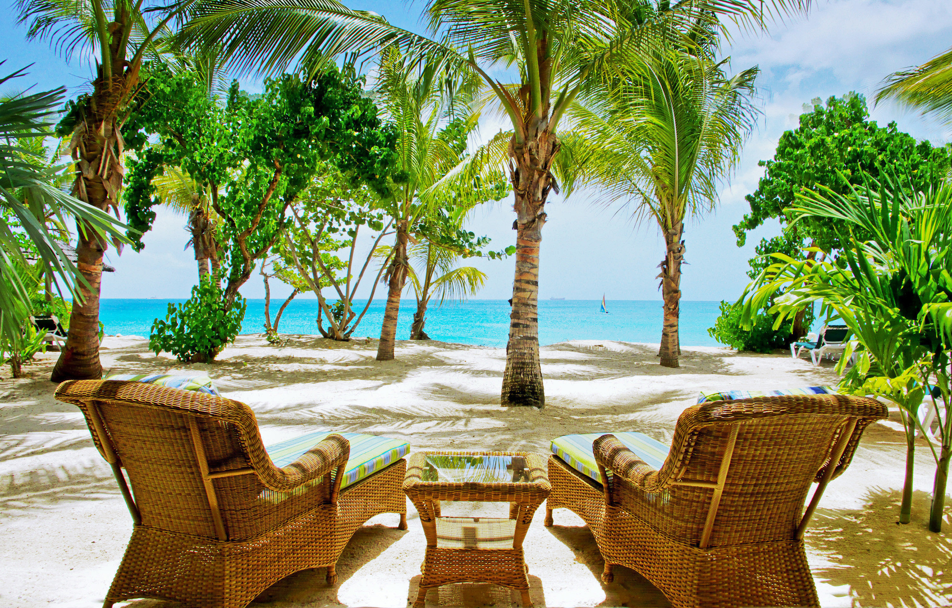 Adult-only All-inclusive Beach Beachfront Luxury Play Resort Scenic views tree leisure caribbean arecales tropics palm family plant palm Jungle shade