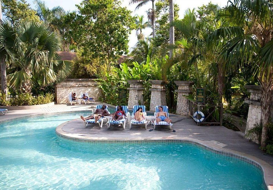 Adult-only All-inclusive Beachfront Pool Tropical tree Resort water swimming pool leisure property swimming reef backyard Villa resort town Water park water feature hacienda bathtub