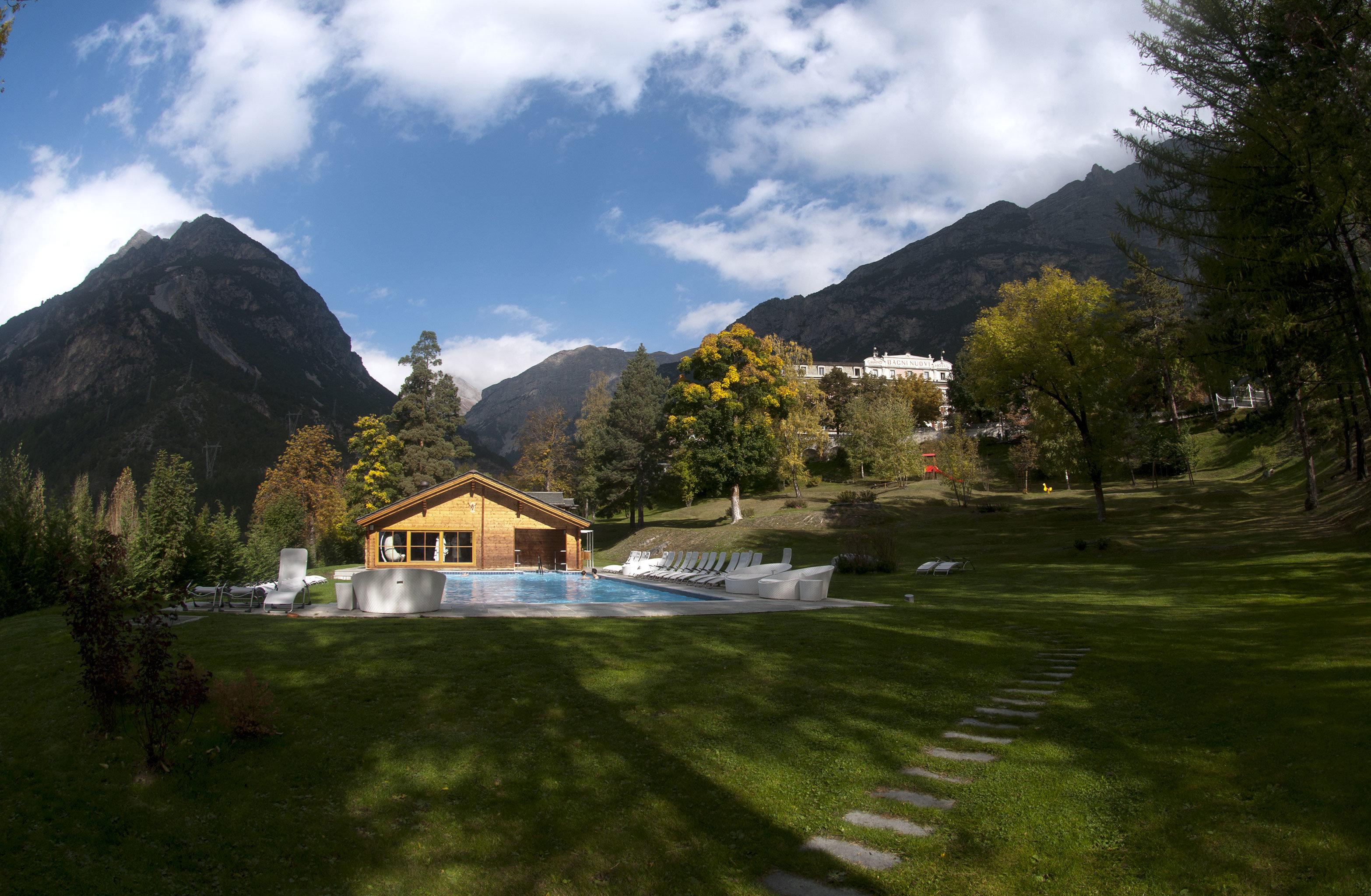 QC Terme Grand Hotel Bagni Nuovi (Bormio, Italy) | Jetsetter