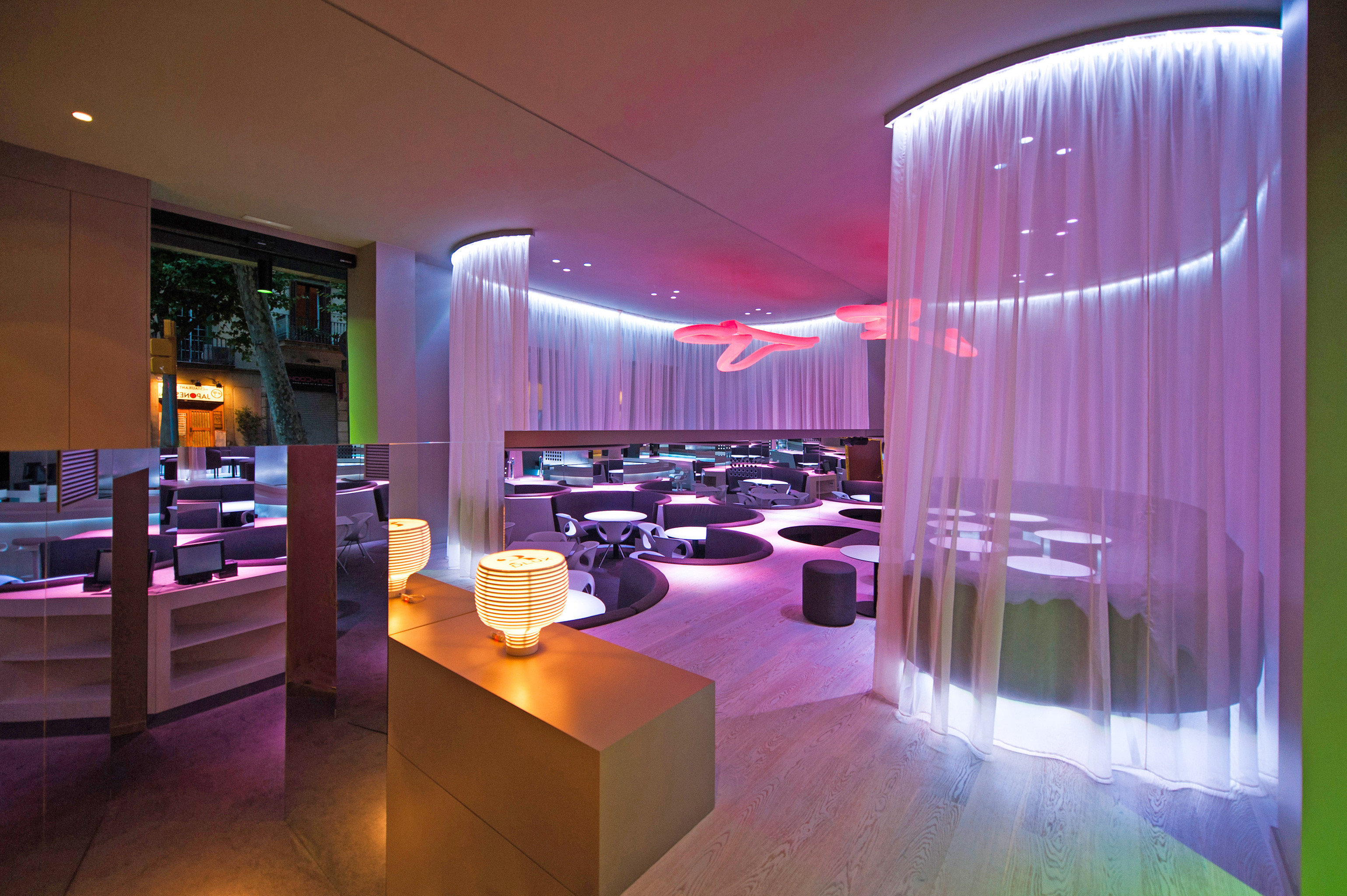 Adult-only City Hip Lounge Nightlife Play restaurant function hall Bar nightclub