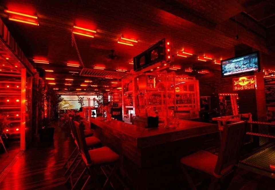 Adult-only Bar Dining Drink Eat Nightlife Play Romantic nightclub restaurant music venue