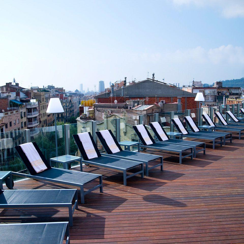 Adult-only Buildings City Hip Scenic views sky walkway dock marina boardwalk wooden pier Sea Deck