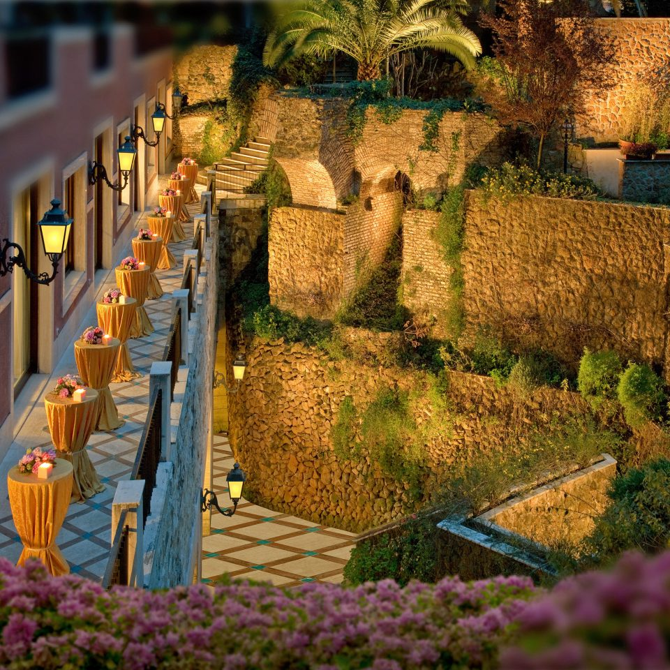 Adult-only City Classic Exterior Grounds flower mansion autumn Garden