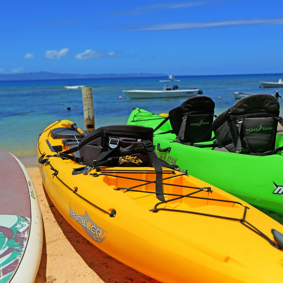 Adventure All-inclusive Beach Beachfront Honeymoon Outdoor Activities Play Resort Romance Romantic Sport Waterfront water sky sea kayak Boat vehicle kayak boating green kayaking ecosystem Ocean watercraft sports equipment Sea paddle motorboat shore
