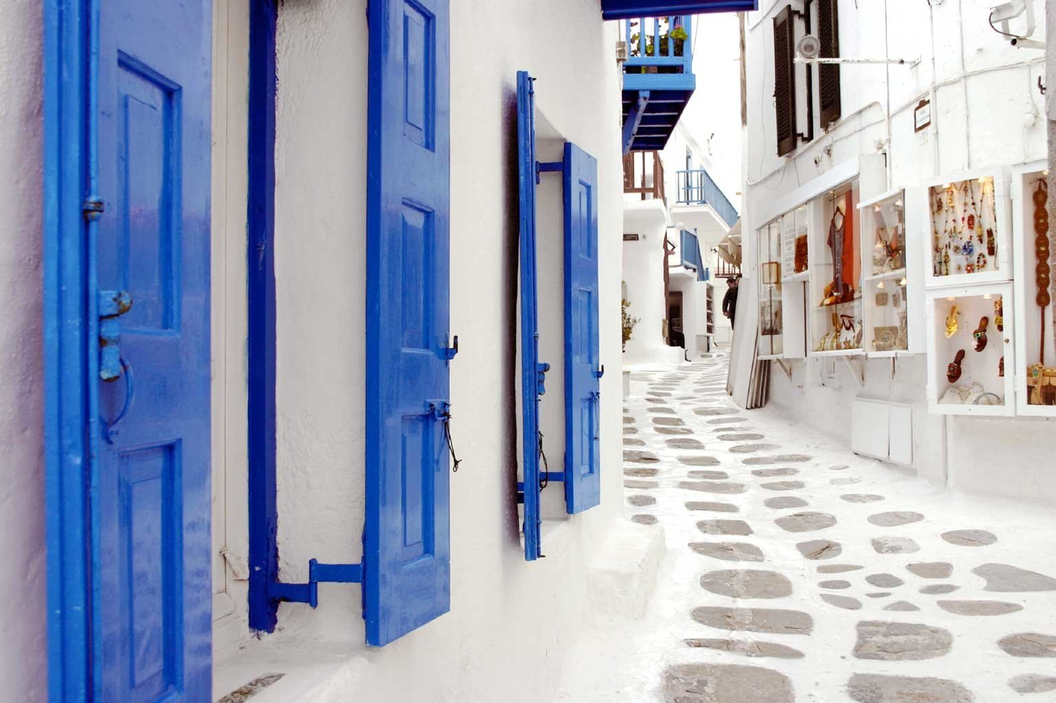 Adventure Architecture Buildings Cultural Exterior Scenic views color blue white art hall