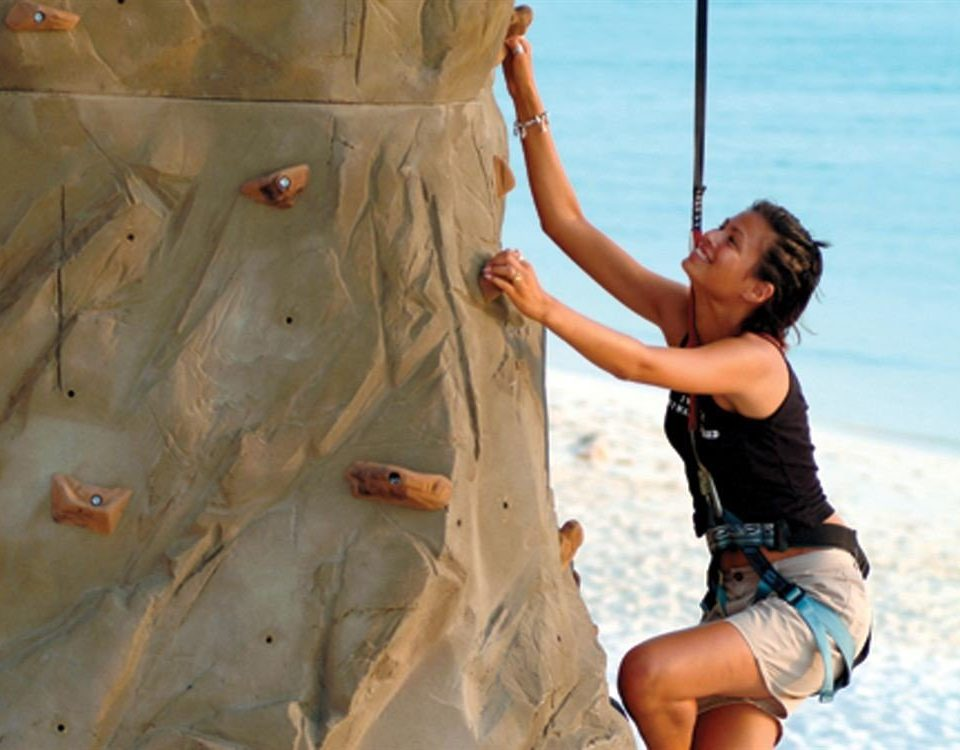 Adventure Beach Beachfront Ocean Outdoor Activities Outdoors Sport climbing woman sports girl rock climbing sport climbing outdoor recreation recreation individual sports
