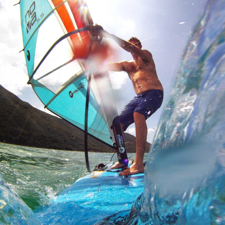 Adventure Beachfront Eco Forest Jungle Mountains Outdoor Activities Outdoors Sport Waterfront water man water sport sailing windsurfing board surfing sports outdoor recreation vehicle extreme sport Boat recreation boating Sea boardsport surfing equipment and supplies wave male
