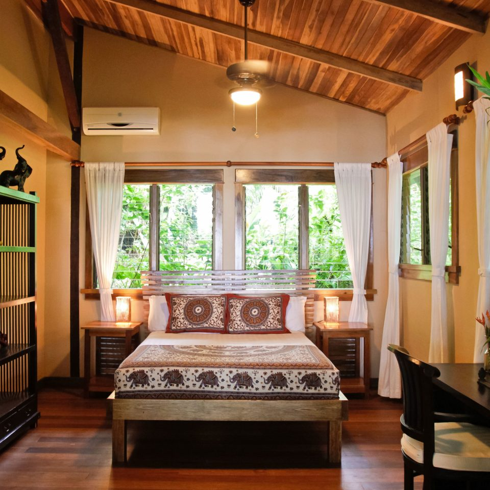 Adventure Bedroom Eco Jungle Outdoor Activities Rustic Wellness property home house living room mansion cottage farmhouse Villa