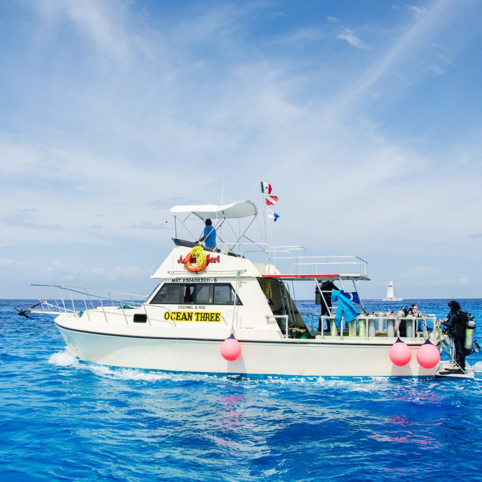Adventure Boat Ocean sky water vehicle Sea blue ferry boating ship fishing vessel passenger ship watercraft
