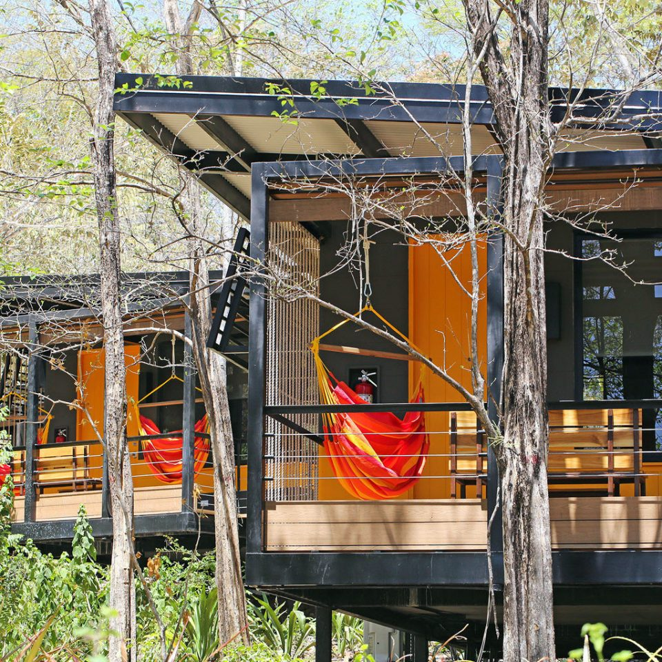 Adventure Boutique Eco Hip Modern Resort home outdoor structure shed