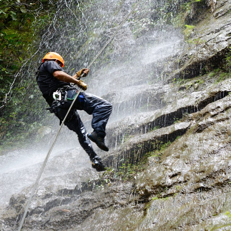Country Mountains Outdoor Activities Outdoors Scenic views Wellness tree man water sport sports Sport Adventure climbing canyoning outdoor recreation recreation surfing extreme sport air sport climbing abseiling walking