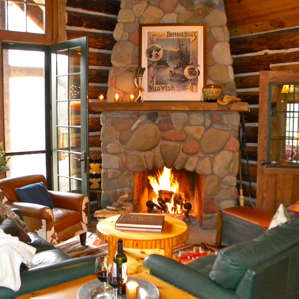 Adventure Fireplace Lounge Mountains Natural wonders Nature Outdoor Activities Outdoors Ranch living room property hearth home cottage