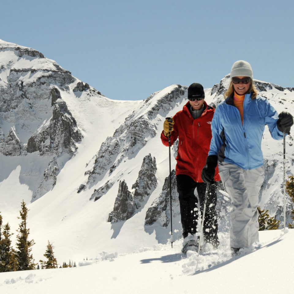 Adventure Mountains Natural wonders Nature Outdoors Rustic Scenic views Ski Sport snow sky footwear Winter mountain mountain range geological phenomenon telemark skiing skiing season ski mountaineering ski touring piste sports winter sport nordic skiing snowshoe mountaineering ski equipment ridge recreation summit alps ski slope slope