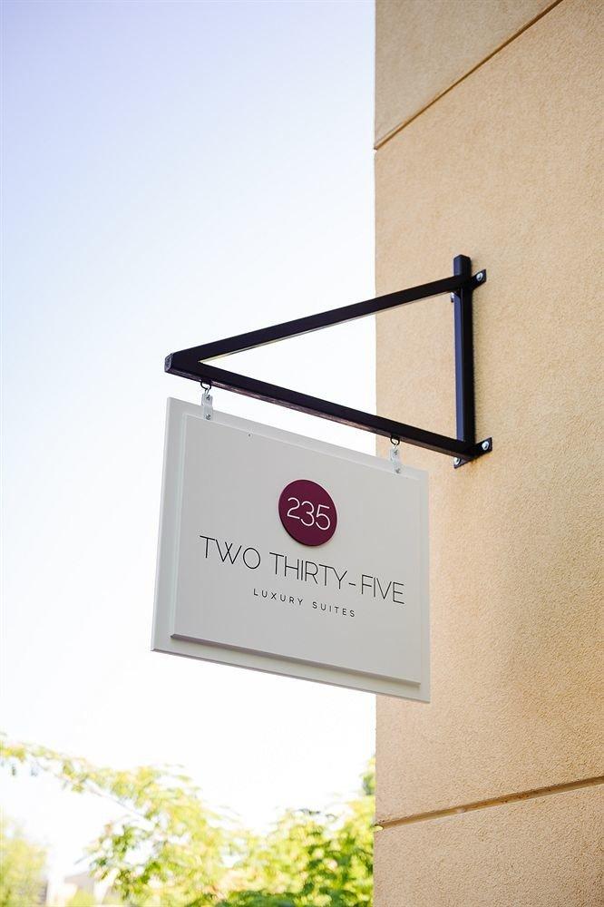 sign advertising signage brand shape banner street sign