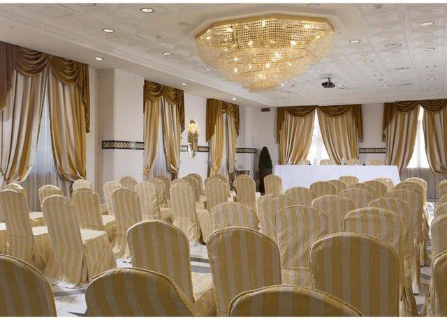 function hall property banquet auditorium conference hall ballroom wedding convention center aisle dining table