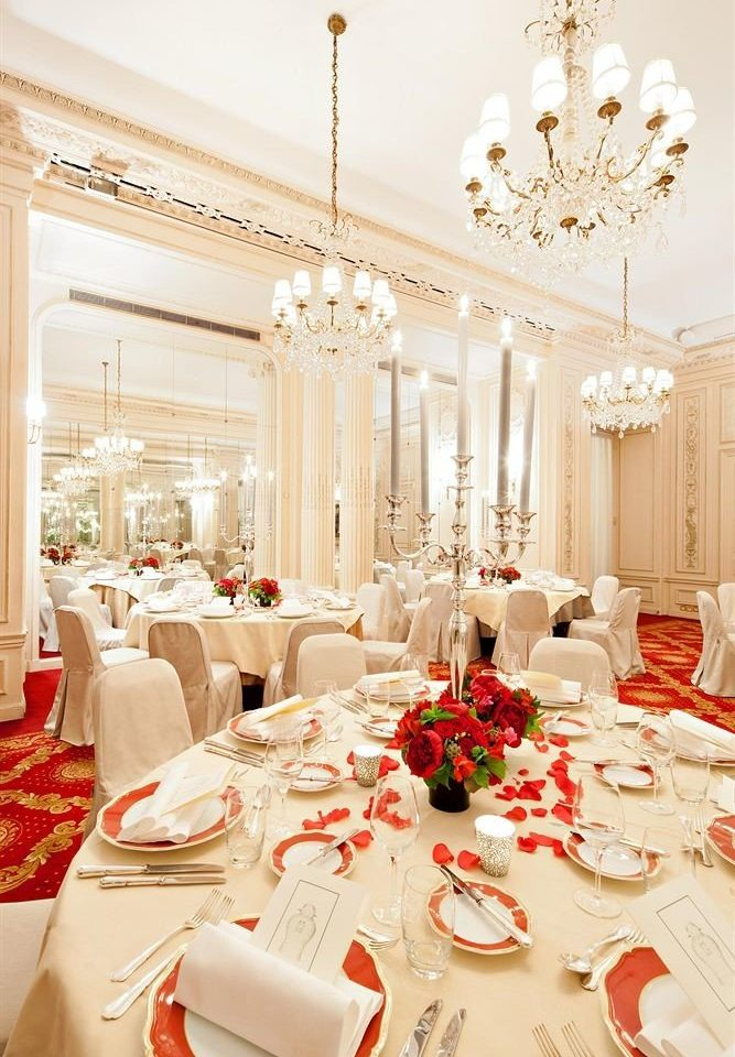 wedding function hall ceremony ballroom centrepiece aisle banquet wedding reception restaurant living room dining table