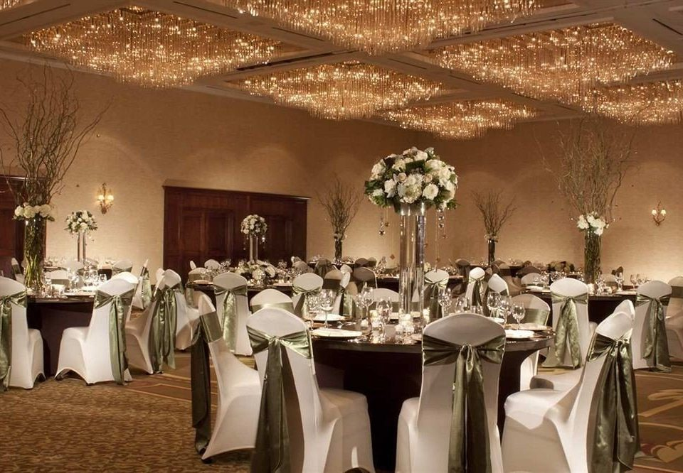 function hall wedding banquet wedding reception ceremony ballroom centrepiece restaurant rehearsal dinner aisle