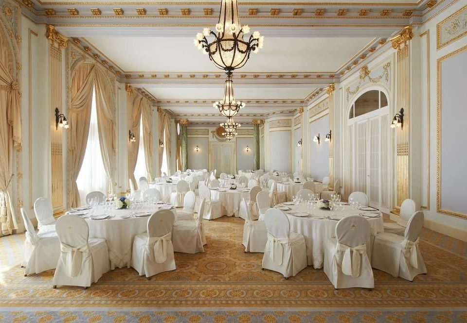 function hall aisle wedding ceremony banquet ballroom palace wedding reception