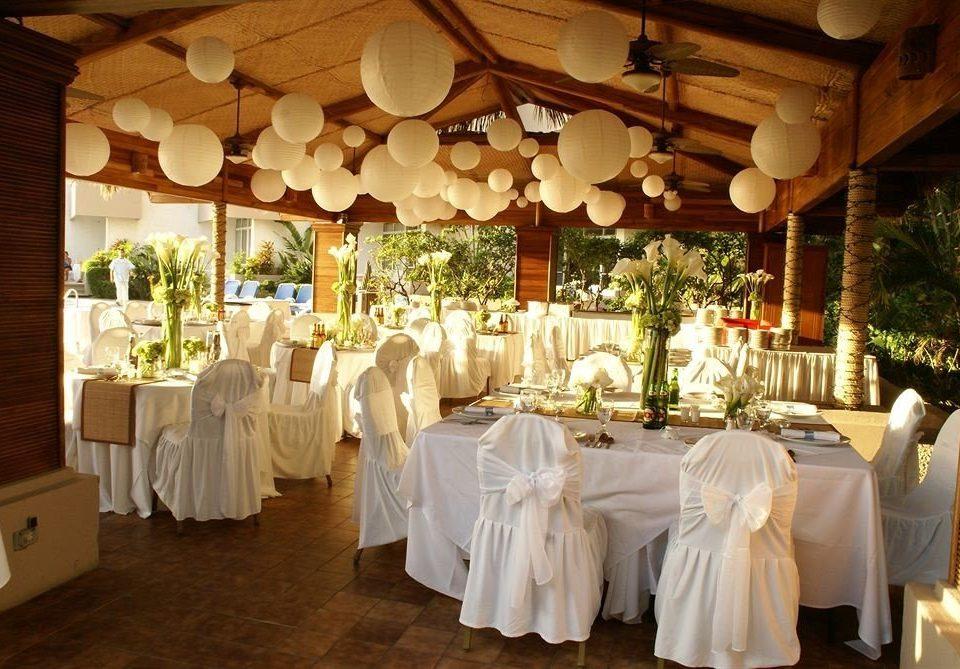 function hall wedding ceremony wedding reception aisle banquet floristry ballroom fancy