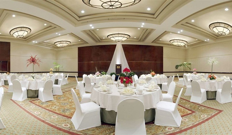 function hall banquet conference hall ceremony wedding ballroom event convention center wedding reception aisle
