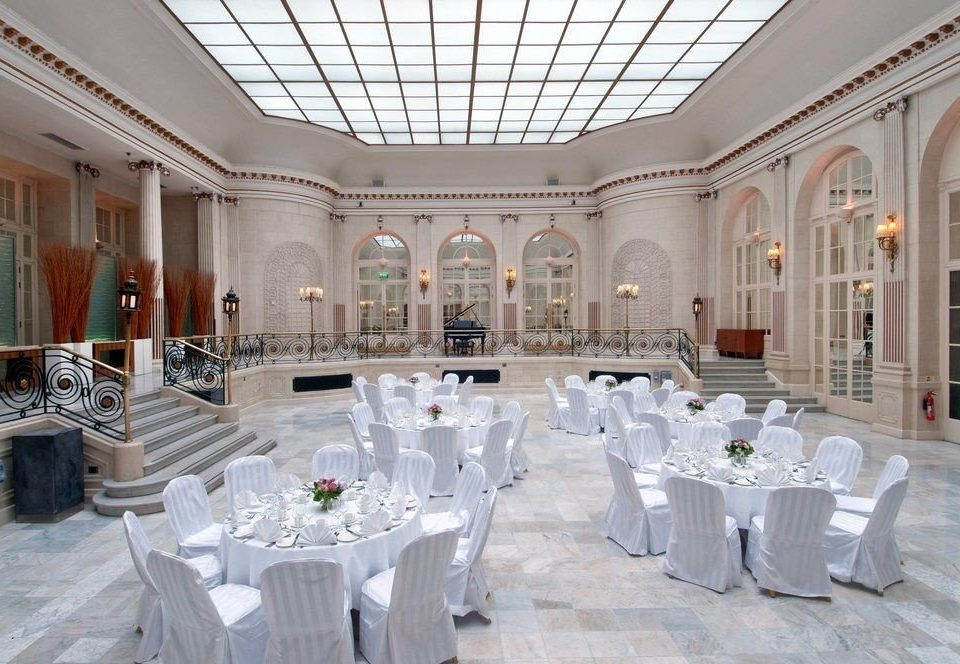 function hall aisle ballroom banquet convention center palace conference hall fancy