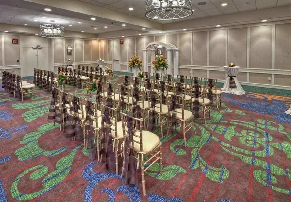 aisle function hall flooring ballroom
