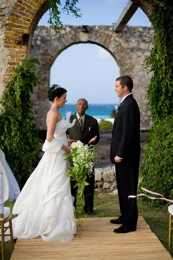 tree photograph bride wedding woman man ceremony groom event aisle stone