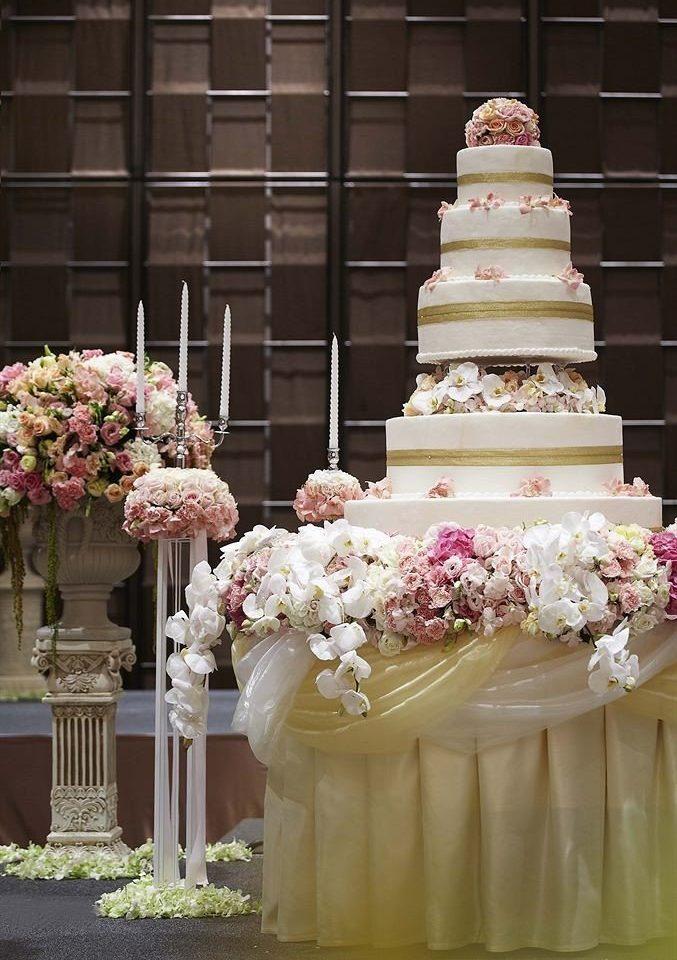 cake wedding flower pink wedding cake aisle flower arranging ceremony quinceañera floristry wedding reception floral design centrepiece