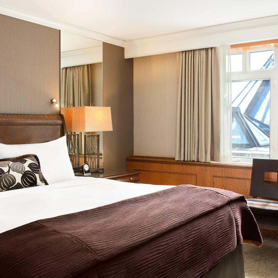 Alberta Bedroom Boutique Hotels Canada Hotels Modern Resort Trip Ideas Winter property Suite home living room cottage