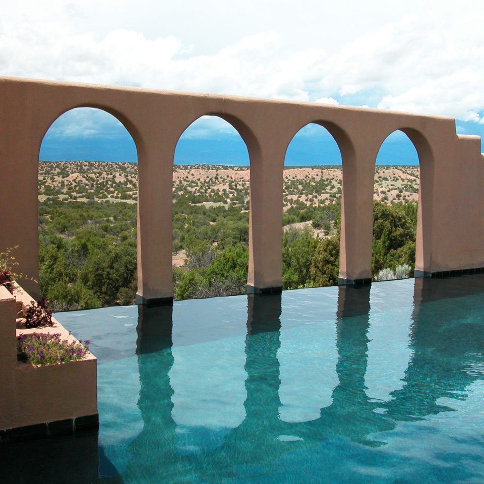 All-inclusive Country Cultural Mountains Pool Romance Romantic Scenic views water building swimming pool leisure Architecture bridge