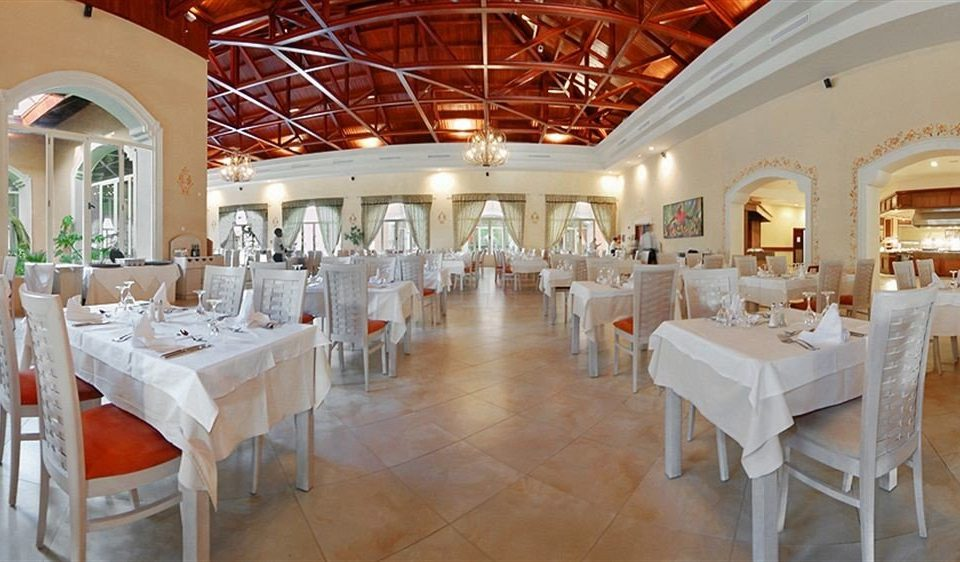 All-inclusive Bar Dining Drink Eat Modern Romantic function hall restaurant wedding reception wedding banquet ballroom aisle