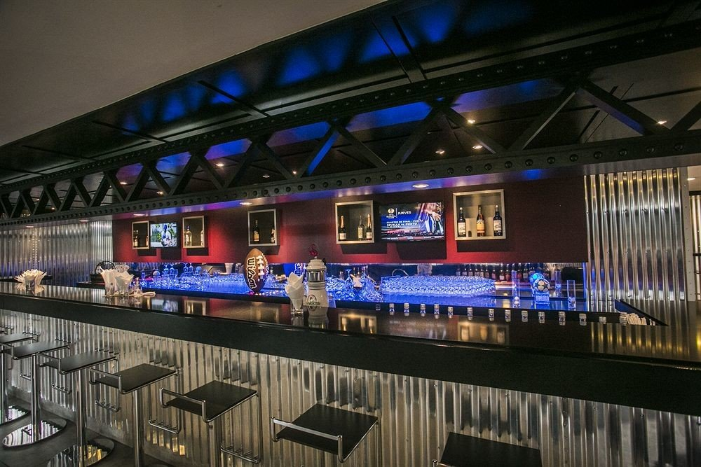 All-inclusive Bar Dining Drink Eat Modern Romantic building sport venue stage nightclub display device auditorium music venue arena long line
