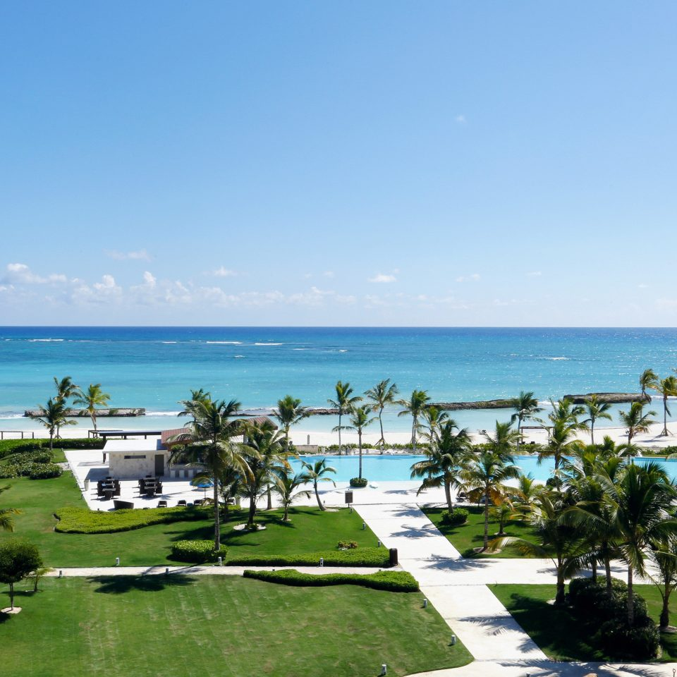 All-inclusive Beach Beachfront Hotels Play Pool Resort Trip Ideas sky grass leisure property marina Sea Coast caribbean dock cape shore overlooking lush